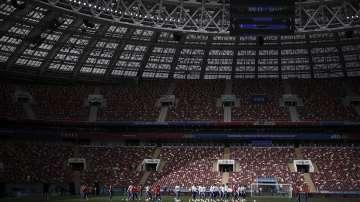 Гледайте днес по БНТ - откриването и първия мач от Световното по футбол в Русия
