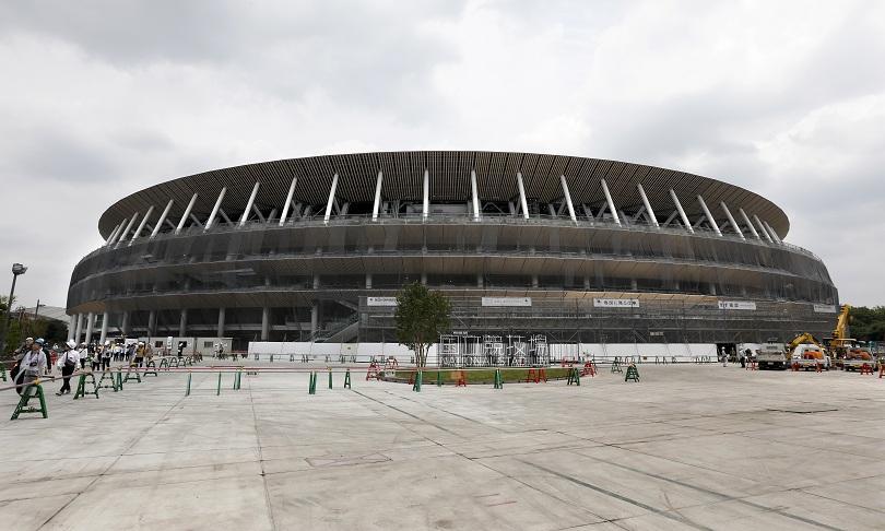 Снимка: Специално за БНТ: Интервю с един от архитектите на Олимпийския стадион в Токио