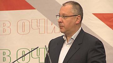 Станишев поздрави новия председател на Младежкото обединение