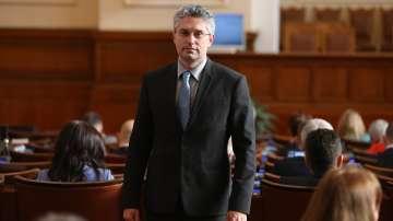 Станислав Стоянов положи клетва на мястото на Цветан Цветанов