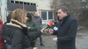Недоволство в Перник заради площадка за обезвреждане на химични вещества