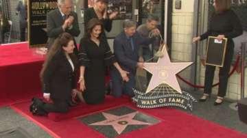 Звезда в Алеята на славата за Линда Картър