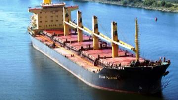 Корабът Стара планина ще пристигне тази нощ в Костанца