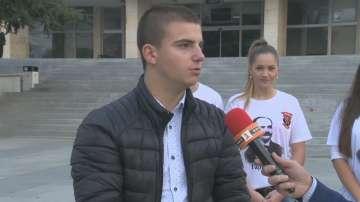 18-годишен ученик е най-младият общински съветник в Стара Загора