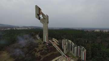 300-метров трибагреник измина пътя на свободата в Стара Загора