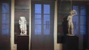 Иранският президент не е искал да се покриват статуи в Рим