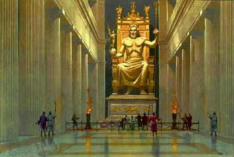 В САЩ възстановиха с 3D-принтер унищожена статуя на Зевс