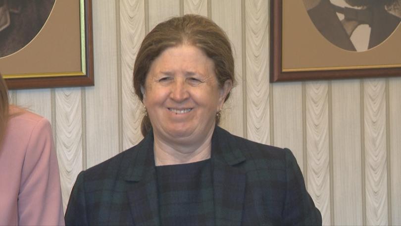 Стефка Стоева, председател на Централната избирателна комисия