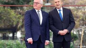 Президентите Радев и Щайнмайер обсъдиха перспективите за немски инвестиции у нас
