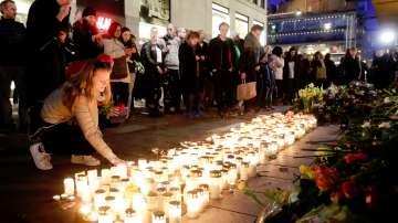 Едноминутно мълчание в Швеция в памет на жертвите от Стокхолм