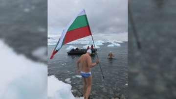 Петър Стойчев стана шампион по изключителен начин в Антарктида