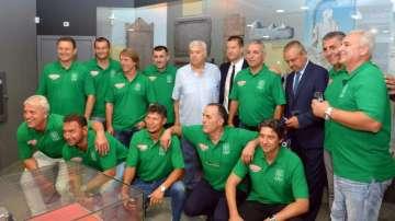 Приятелите на Христо Стоичков победиха легендите на Барса в Стара Загора