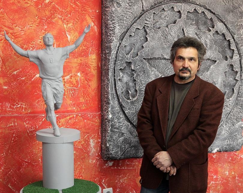 представиха проекта паметник христо стоичков