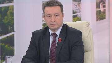 Янаки Стоилов: Прокурорите и съдиите сами ще избират своите представители