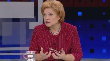 Менда Стоянова: Ниската безработица и ръстът на средната заплата ще се запазят