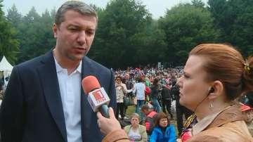 Драгомир Стойнев: Днес ще бъде празник на Бузлуджа, няма да говорим за ГЕРБ