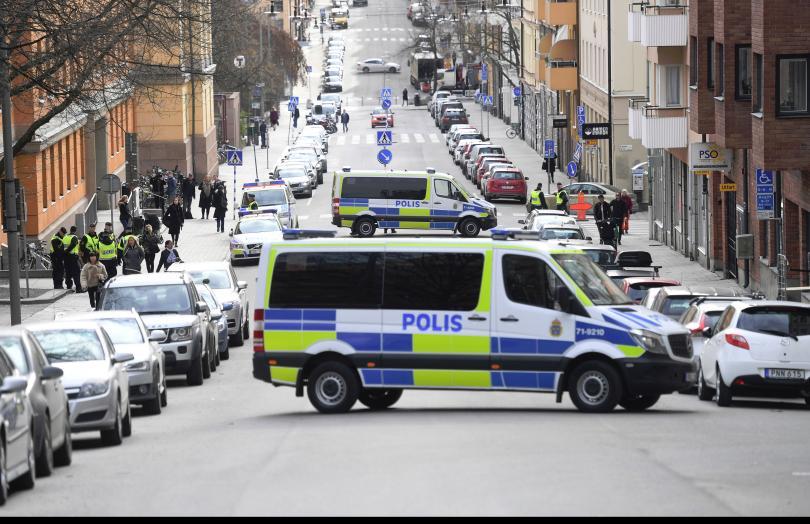 Узбекистан е предал информация на Швеция за атентатора в Стокхолм