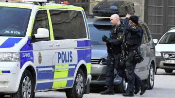 Арестуван мъж в Стокхолм се признал за извършителя на атаката