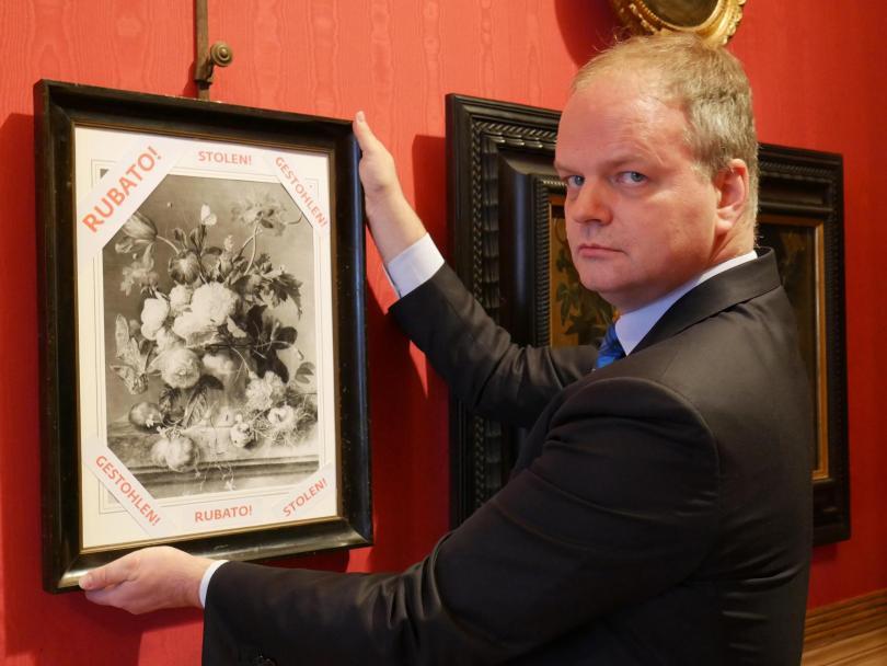 Германия ще върне картина, открадната от нацистките войски през 1943