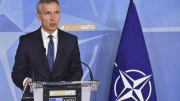Столтенберг: Всички страни от НАТО подкрепиха ракетните удари в Сирия