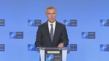 ЕС и НАТО призоваха Иран за сдържаност