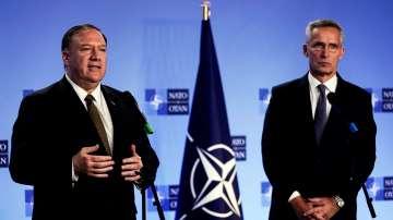 Столтенберг и Помпео обсъдиха споразумението за Сирия