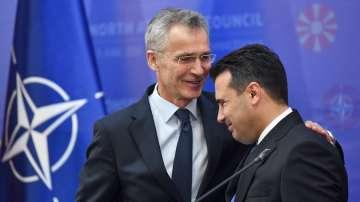 Столтенберг поздрави  Северна Македония за успехите по пътя към евроинтеграция