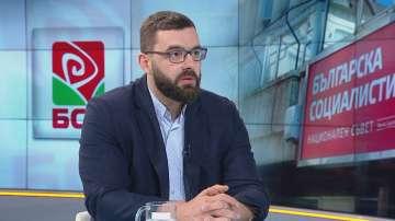 Стоян Мирчев: Напрежението в БСП беше потушено на вчерашния конгрес