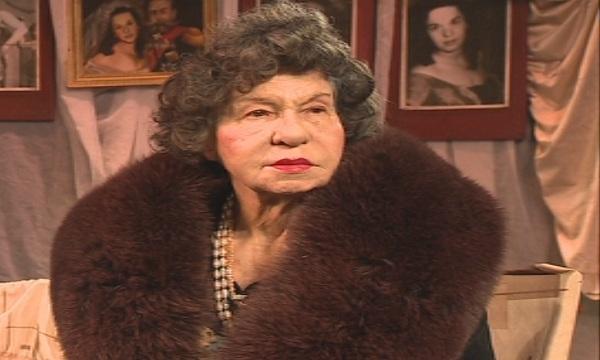 С голямо прискърбие научих за загубата на Стоянка Мутафова –