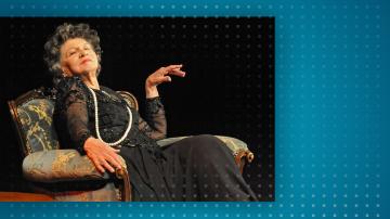 Честит рожден ден! Стоянка Мутафова на 97, отпразнува и 70 години на сцената
