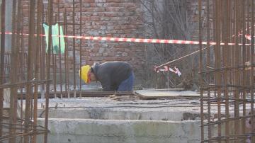 Увеличават се нарушенията по безопасност на труда в строителството в Русе