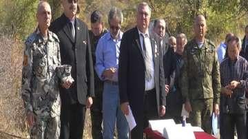 В Северна Македония почетоха паметта на воините от битките при Стражин и Страцин