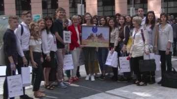 Младежка среща в Страсбург за бъдещето на Европа