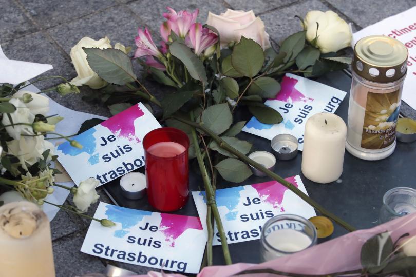 почина една жертвите атентата страсбург