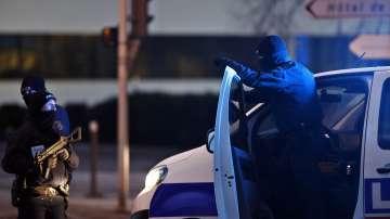 Френската полиция застреля атентатора от Коледния базар в Страсбург