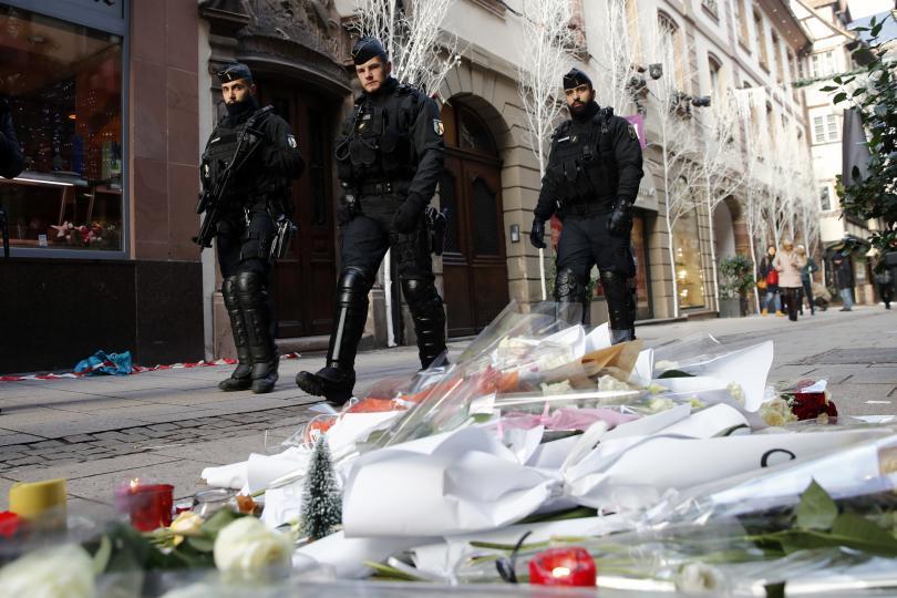 снимка 1 Почина още една от жертвите на атентата в Страсбург
