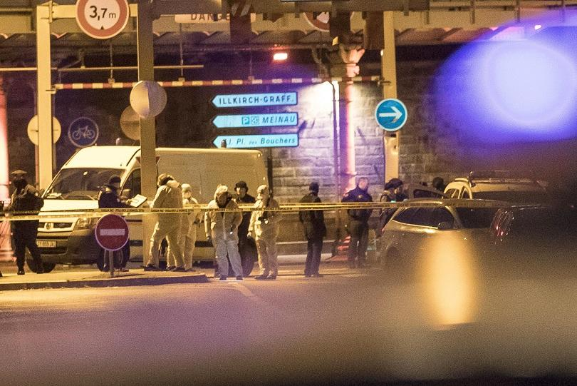 Нападателят от Коледния базар в Страсбург - Шериф Шекат е