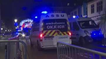Нападателят от Страсбург е ранен при опит да избяга от полицията