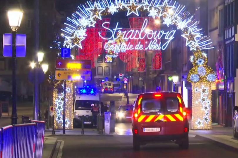 двама души арестувани разследването атентата страсбург