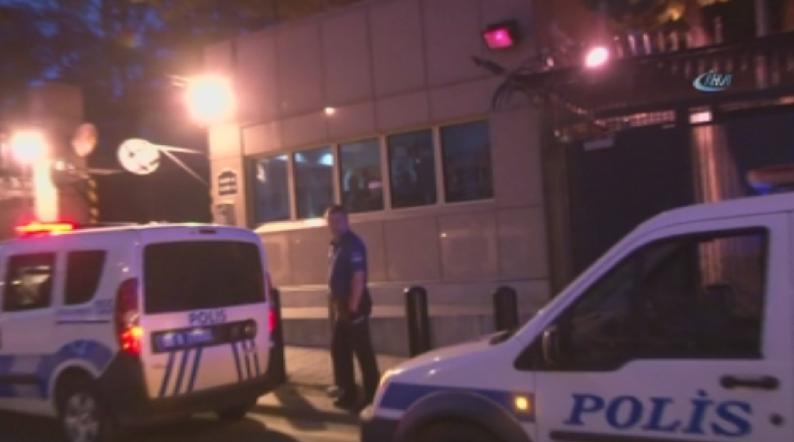 Стрелба по сградата на американското посолство в турската столица Анкара.