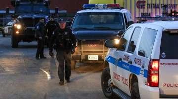 Уволнен работник застреля петима свои колеги в Илинойс