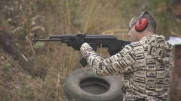 Стрелба с Калашников - хоби на все повече хора у нас