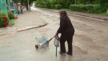 Втори ден Стрелча е в бедствено положение и без питейна вода