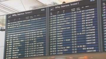 Пътниците на България Еър не са засегнати от стачката в Германия