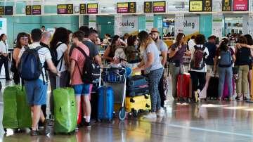 Иберия отмени 104 полета заради стачка