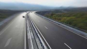 До седмица пускат движението по АМ Струма между Кресна и Сандански