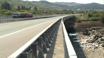 Определен е изпълнителят на 13,2 км от АМ Струма през Кресненското дефиле