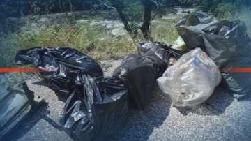 Доброволци почистиха поречието на Струма