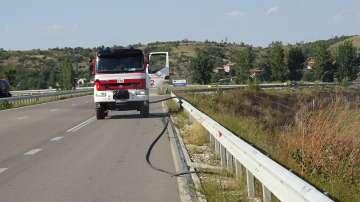 Участъкът на АМ Струма между Дупница и Бобошево остава затворен за движение