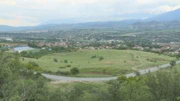 Започна ремонтът на пътя от Струмяни до бъдещия ГКПП Клепало с Македония